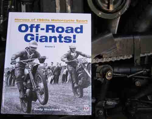 cover of the book, Off-Road Giants!