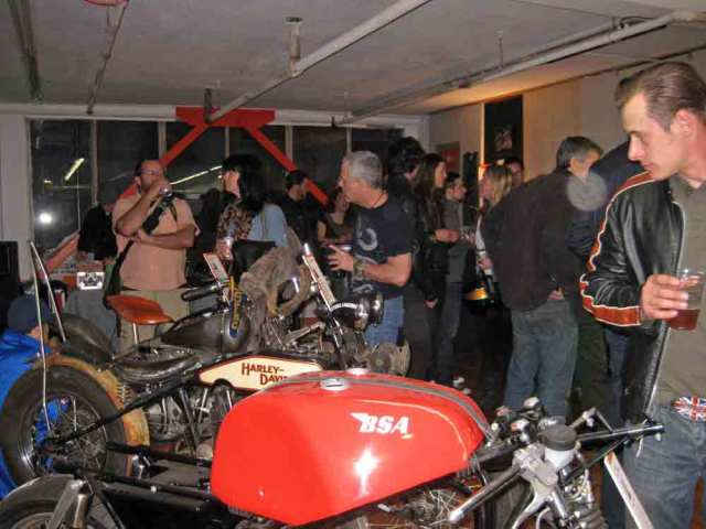 The BSA to the left of the GTP