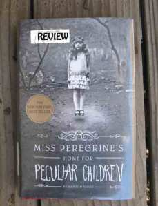 Cover of Miss Peregrine's Home for Peculiar Children