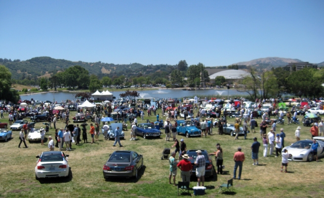 Overview of the Concours d'Elegance