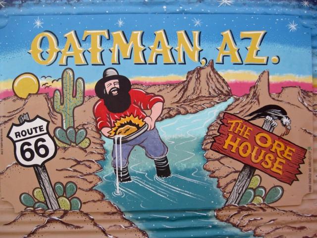 Oakman mural