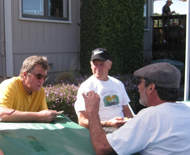 Story Telling, Paul Zell, Don and Jim Romain