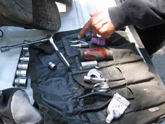 Nice tool bag!